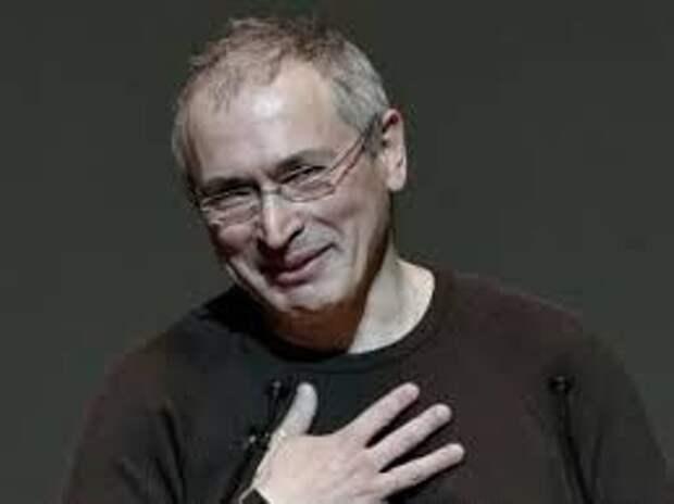 Западные кукловоды вертят марионеткой-Ходорковским как хотят