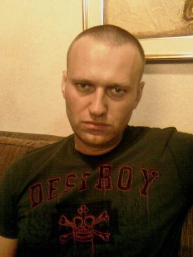 Навальный нашёлся