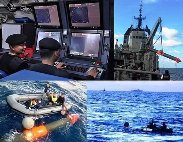 Вероятные причины гибели индонезийской подводной лодки KRI Nanggala-402