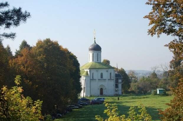 успенский собор в звенигороде