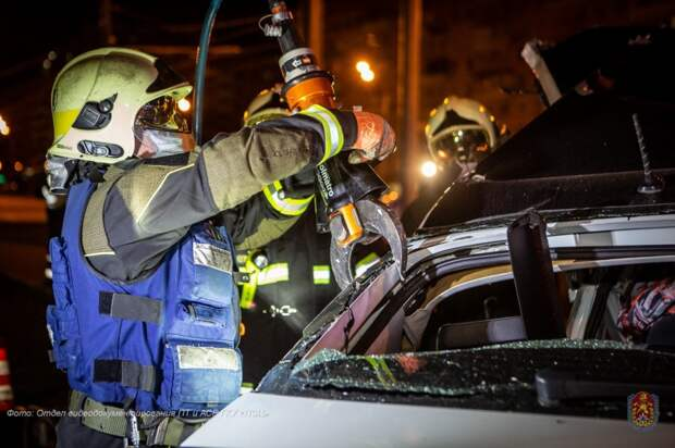 Помощь придет: в апреле спасатели Москвы помогли 65 пострадавшим