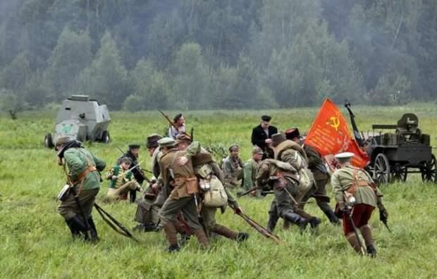 Гражданская война легла в основу многих фильмов.
