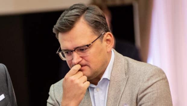 Лавров отказался общаться с Кулебой