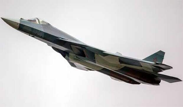 T-50 ПАК ФА