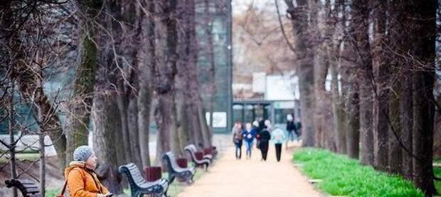Лианозовский парк присоединится к акции «Час Земли»