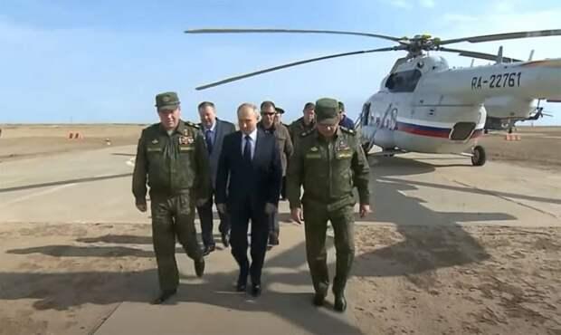 Президент России сделал в Афганистане мастерский ход
