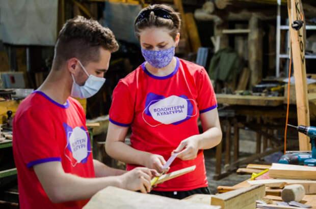 В России выбрали лучшие волонтерские центры в сфере культуры