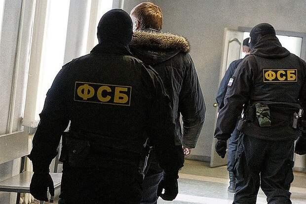 ФСБ задержала 17-летнего подростка за подготовку к теракту