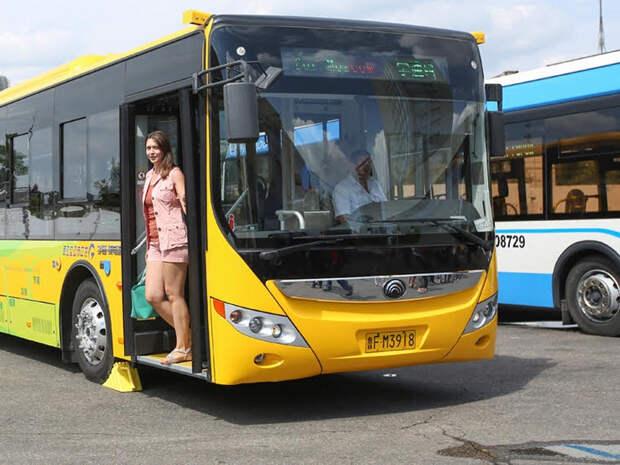 Жители СВАО полюбили электробусы