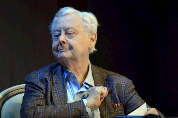 Умер Олег Табаков.