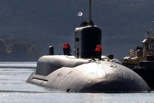 Лучше их не трогать: ветеран ВМС США рассказал об атомных подлодках РФ