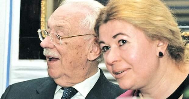 Последняя любовь поэта Михалкова: 84 года против 36