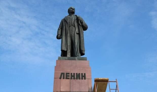 ВТатарстане решили несносить памятники Ленину