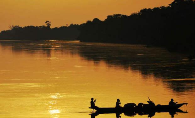 200 метров до дна: самая глубокая река мира течет в Африке