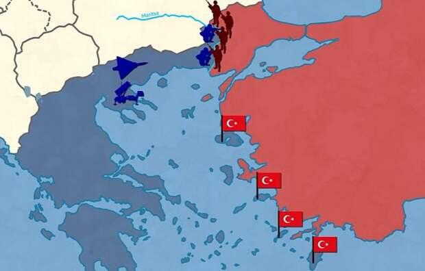 НАТО стоит на пороге «гражданской войны»