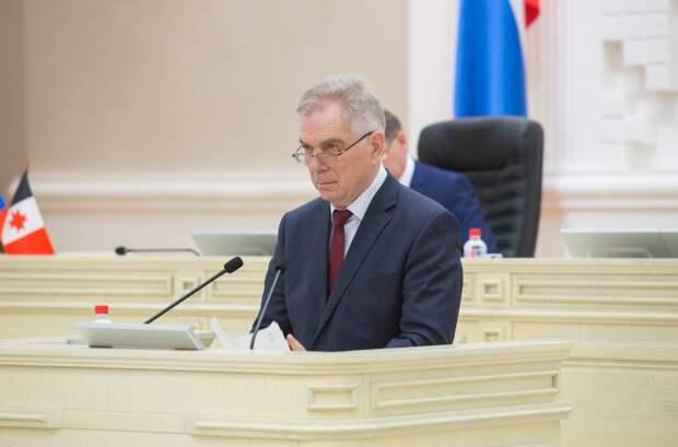 Борис Сарнаев вернулся на пост председателя Государственного контрольного комитета Удмуртии