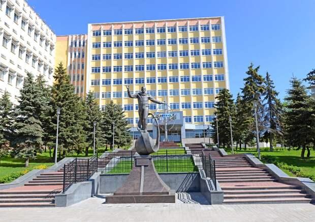 В Ижевске появится «Аллея космонавтов»