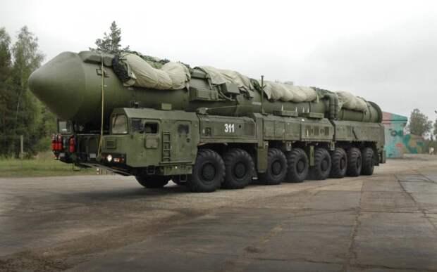 В этом году ядерные силы России выйдут на принципиально новый уровень