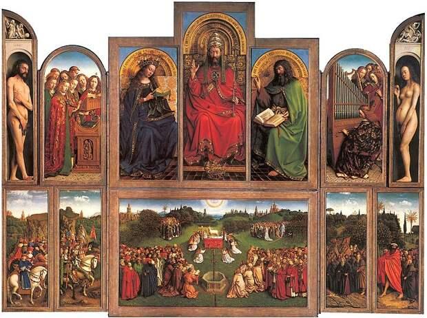  4 знаменитые картины, которые крали несколько раз