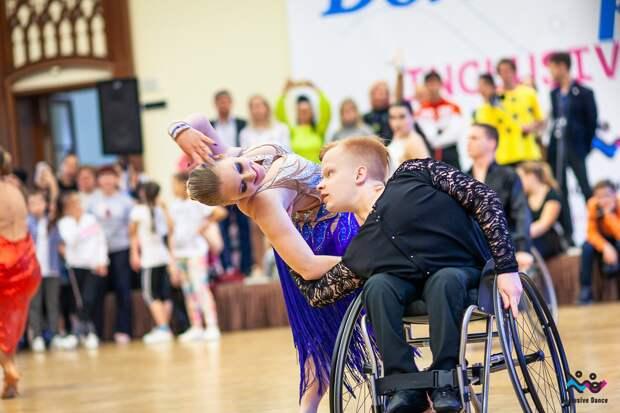 В Ижевске пройдет первый открытый чемпионат Удмуртии по танцам на колясках