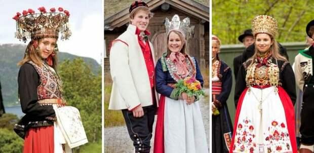 10 самых впечатляющих свадебных нарядов со всего мира