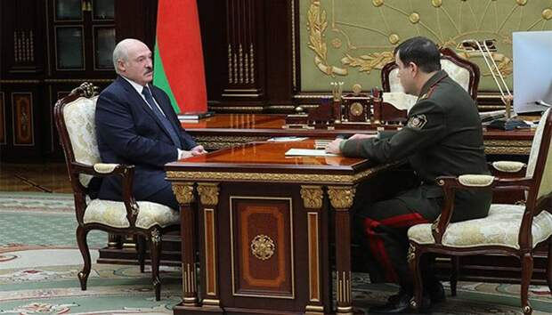 Лукашенко заявил о силах, преследующих цель устроить «майданчик» в Белоруссии