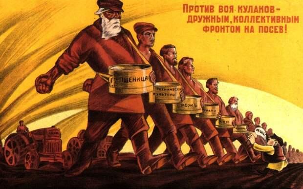 Раскулачивание крестьян в СССР: кто такие кулаки?, изображение №5