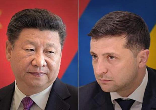 Сюрприз Зеленского к встрече с Байденом: Китай обменял «Мотор Сич» на украинские порты
