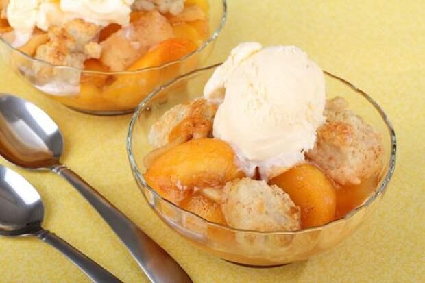 Удивительно вкусный десерт со странным названием — «Сапожник»