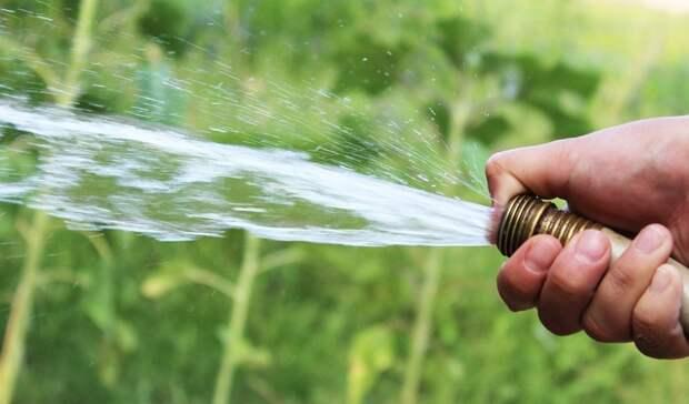 В «Белоблводоканале» рассказали, кто «крадёт» воду у белгородцев