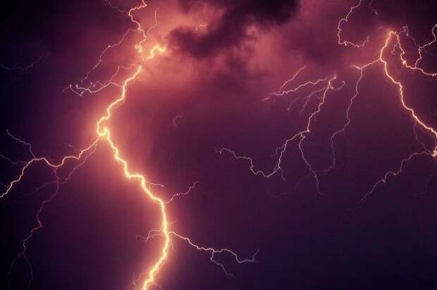Во Владимирской области женщина погибла от удара молнии