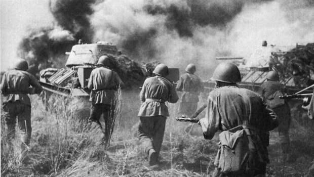 С первого дня ВОВ сотни актюбинцев рвались на фронт