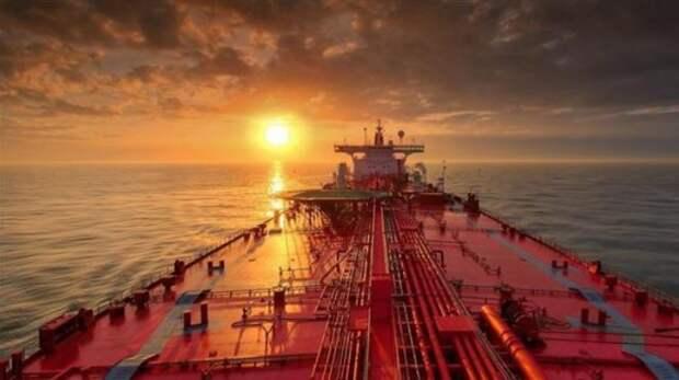 Танкер VLCC экспорт нефти Азия