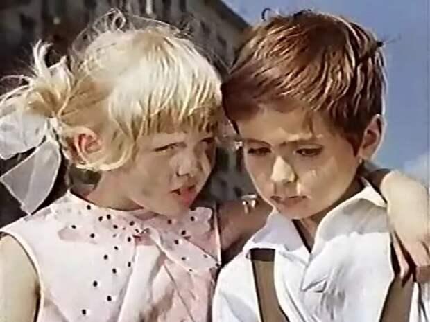 Детские лица советского кинематографа