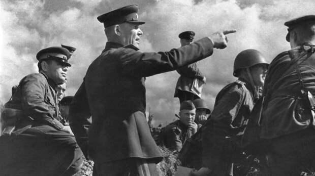 Советский маршал, который добил нацистскую Германию (ФОТО)