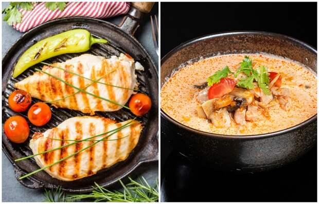 7 способов, как приготовить курицу, если на сковородке она порядком надоела
