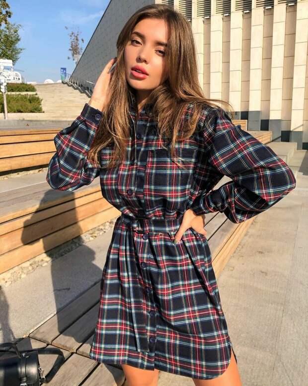 15 модных идей как носить платье-рубашку, чтобы всегда выглядеть неотразимо