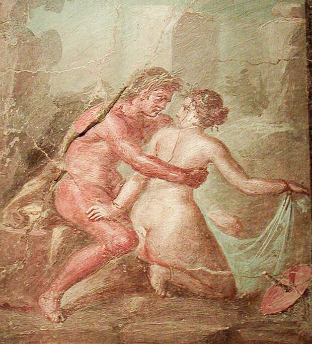 Сексуальная культура Помпеи.