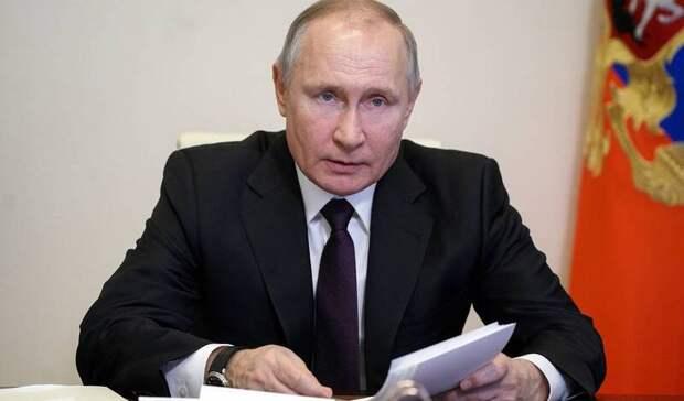 Путин сообщил, когда в России отменят ограничения по COVID-19