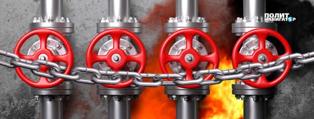 Европа останется без газа в случае войны на Украине