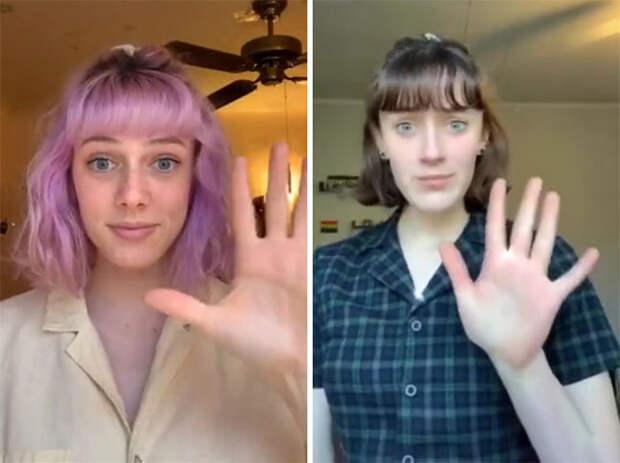 Люди по всему миру находят своих двойников и не могут поверить своим глазам! Всему виной новый челлендж