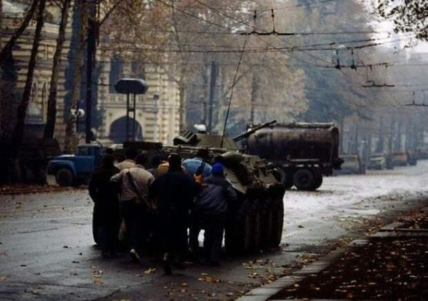 Семена распада. Гражданская война в Грузии 1991–1993 годов