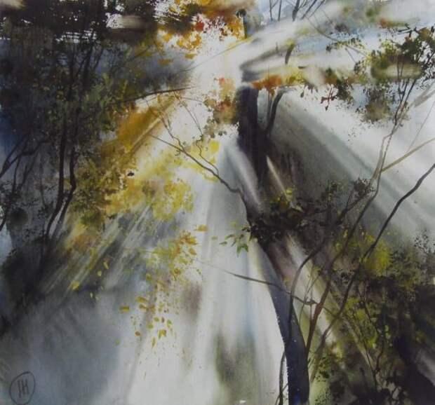 художник Илья Ибряев картины - 20
