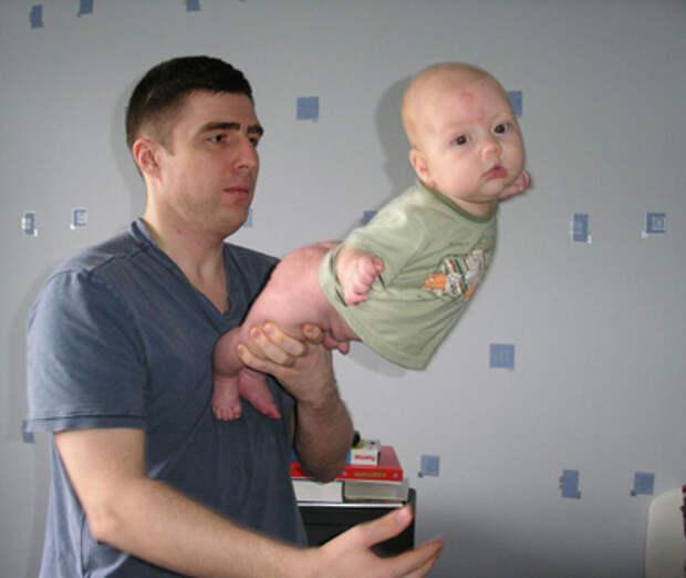 Динамическая гимнастика для новорожденных - победитель синдрома ДЦП