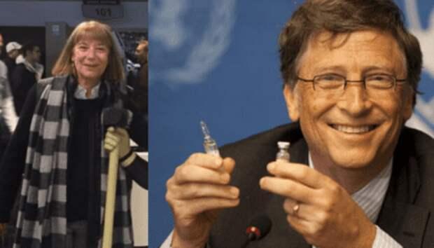 Профессор из Флориды умерла через неделю после третьей дозы вакцины
