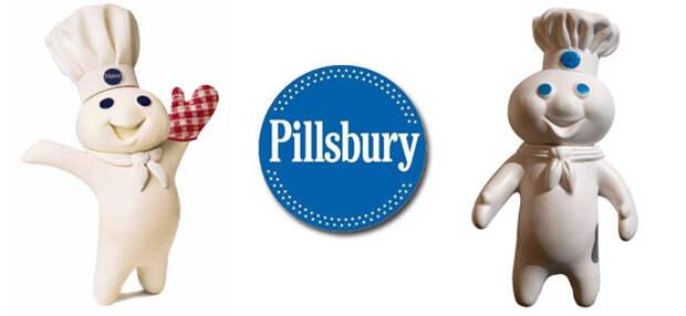 Pillsbury dough boys
