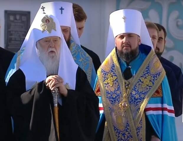 Томос раскола: ситуация с православием на Украине спустя год с лишним после решения Константинополя