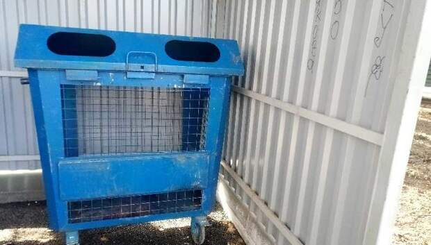 Мусорные контейнеры установили в 1,6 тыс проблемных точек в Подмосковье