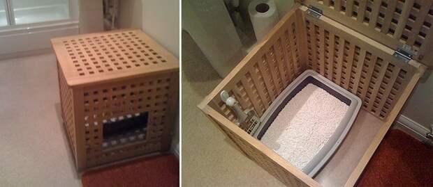 cathouse29 1 Дизайн для котов