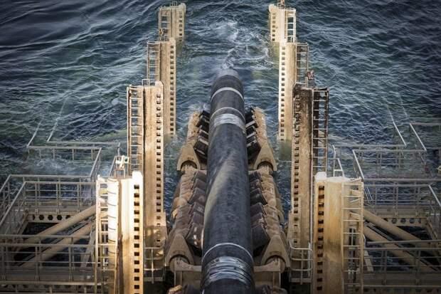 «Северный поток-2» продолжит строить в декабре судно «Академик Черский»